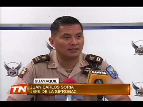 Policía desarticuló supuesta banda de robo de accesorios de vehículos