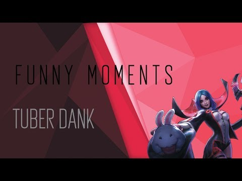 LoL funny moments ft. Kris Pham