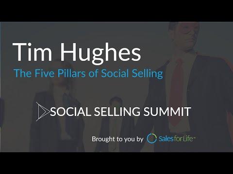 Tim Hughes - The Five Pillars of Social Selling