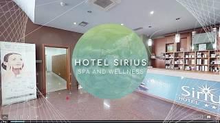 Hotel Sirius Spa & Wellness - Promo Video (3DMODELVR)