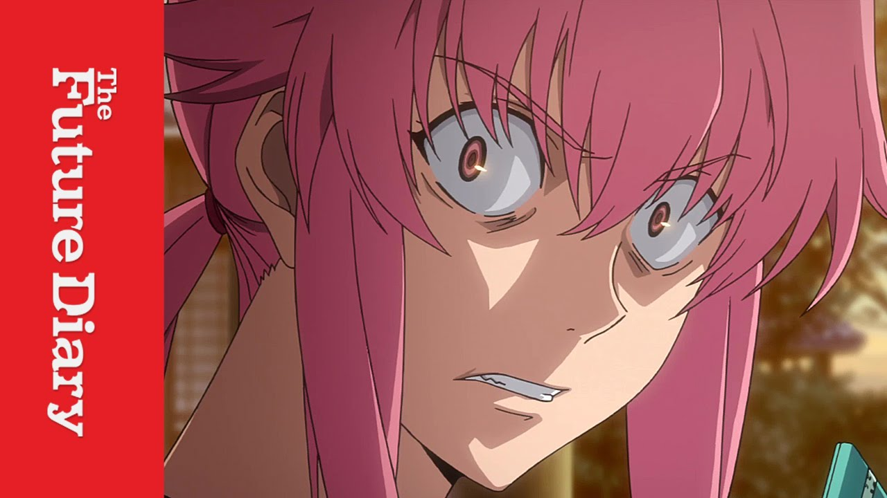 Download Future Diary - Complete Series Blu-ray - Coming Soon!