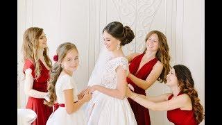 Организация свадьбы в Уфе для Артура и Ульяны. Красивое свадебное видео