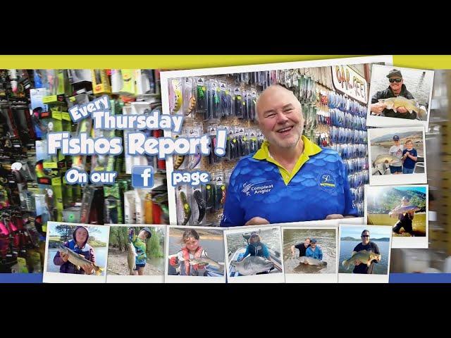 FISHING REPORT UPDATE - 15 July 2021