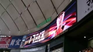 大竹寛 登場曲 KAN:「愛は勝つ」 巨人 vs DeNA(2015年9月13日)