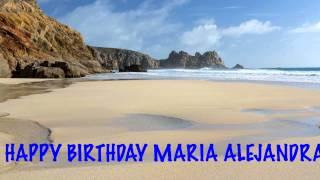 MariaAlejandra   Beaches Playas - Happy Birthday