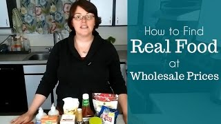 Thrive Market Review :: How to Find Real Food at Wholesale Prices(In this Thrive Market review, I discuss the company and how much you can save. Thrive Market offers lots of real food at wholesale prices. They also have a ..., 2015-03-29T23:55:26.000Z)