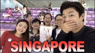 FIRST TIME IN SINGAPORE! - ShibSibs