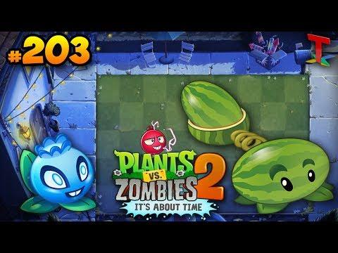 Plants vs. Zombies 2: It's About Time│por TulioX│Parte #203