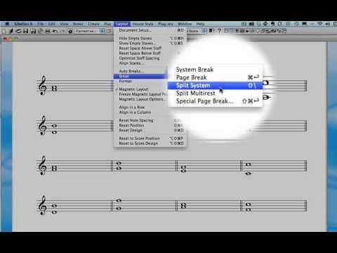 Speedy PD: Short Worksheet Questions in Sibelius