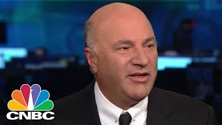 Kevin O'Leary On Amazon's Jeff Bezos: I Don't Think A CEO Should Run A Newspaper | CNBC