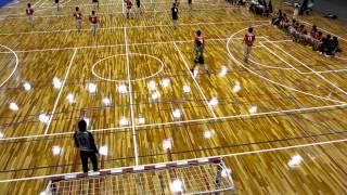 2012 中四国大学対抗ハンドボール大会3
