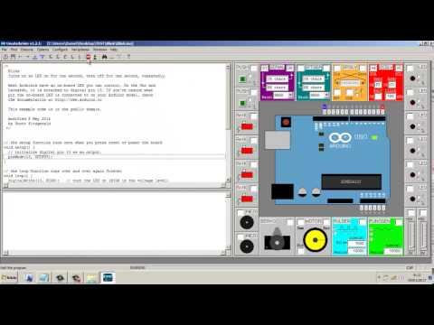 Simular Arduino con Simulador para Arduino UNO