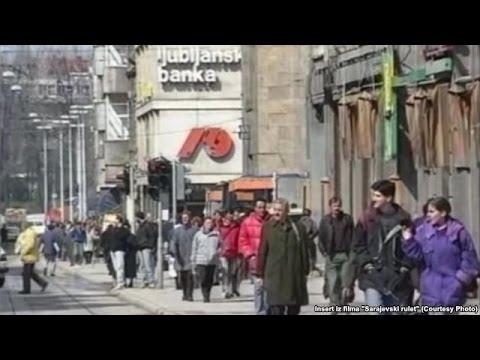 SARAJEVSKI RULET, dokumentarni film Radija Slobodna Europa (1995.)