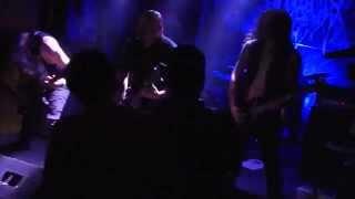 Hacavitz - De Humo Negro y Ceniza (en vivo) - Vía Dolorosa