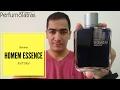 RESENHA | Perfume Natura Homem Essence