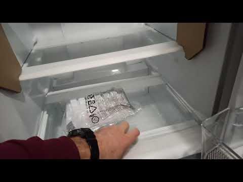 Двокамерний холодильник ARCTIC ARXC-3288In