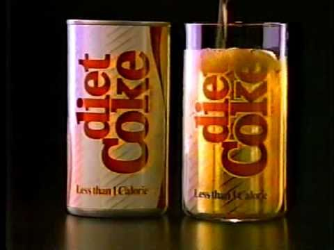 Diet Coke Commercial 1983