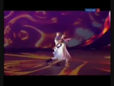 Bolshoi Ballet. TV competition in Russia. The Winners.