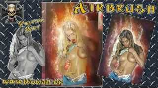 No.165  Airbrush by Wow