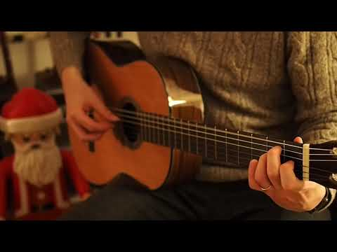 The Christmas Song (Original arrangement, Solo guitar) - Satoshi Gogo