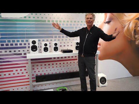 Саундбары и встройка Totem Acoustic на ISE 2020