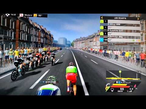 Tour de France 2014 - Rodriguez - Etape 3 Londres
