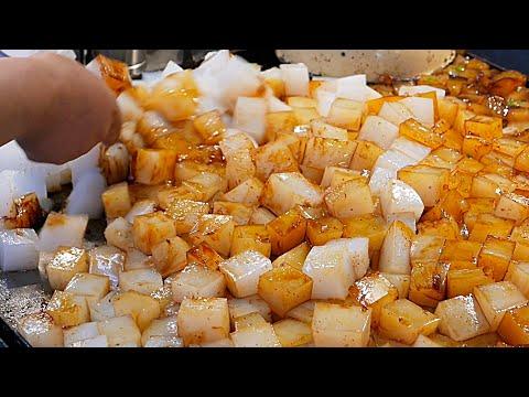 China Street Food - Xi'an Snacks Compilation