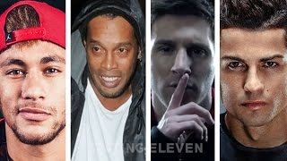 Download Video Cristiano Ronaldo ● Lionel Messi ● Ronaldinho ● Neymar Jr ● Zlatan Ibrahimovic ● dll MP3 3GP MP4