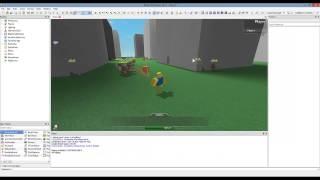 ROBLOX AI City Pathfinding - Early Dev Demo