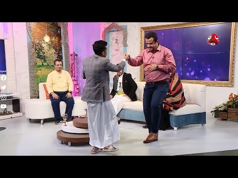 رقص صنعاني مع نوفل البعداني ونصائح رياضية طريفة من عامر البوصي | لمة حبايب