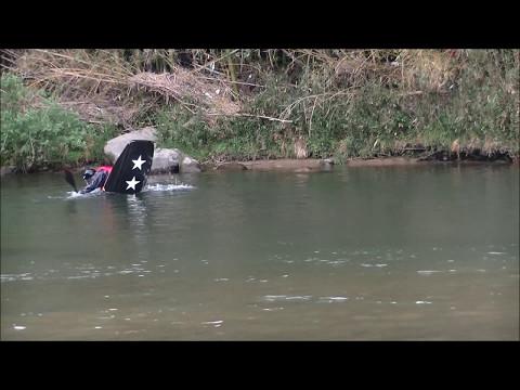 2017 5 10 HIROSHIMA still water freestyle kayaking