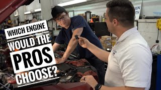 Which F150 engine would a Ford Technician pick? 2020!