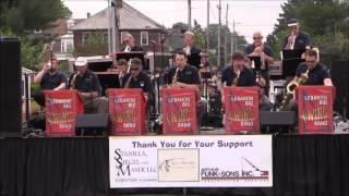 Lebanon Big Swing Band - Chattanooga Choo Choo