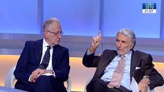Beppe Ghisolfi e Marco Griffini ospiti a TGtG - Telegiornali a confronto del 26 gennaio 2016