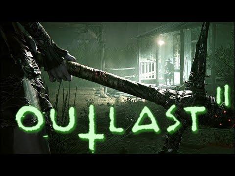 Воскресный Хоррор ( ̄  ̄|||) 18+| Outlast 2