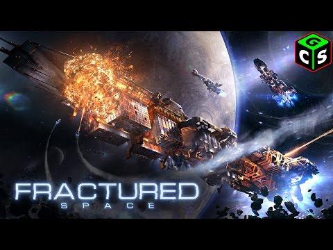 Spolupráce místy vázne, ale zvítězit nám to nezabrání! - Fractured Space [G]