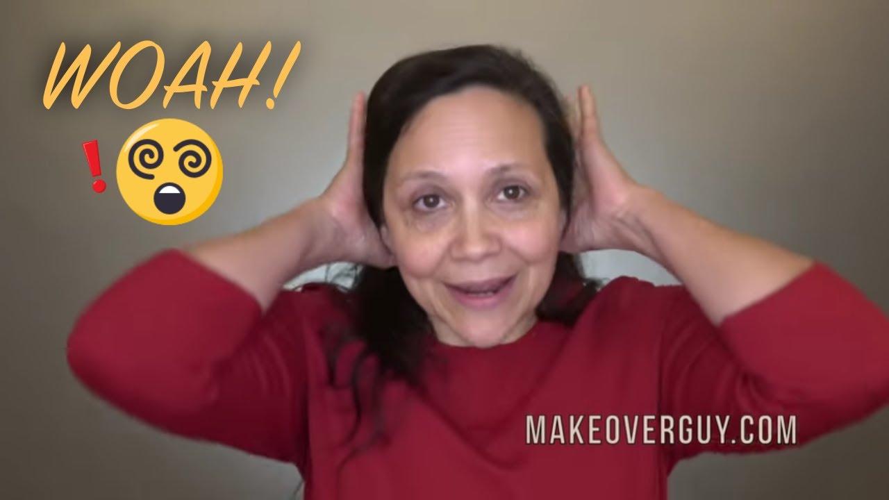 Inspirational Change: A MAKEOVERGUY® Makeover