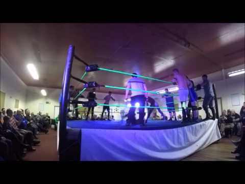 FSW Fight Night - West Lynn 16/01/16 - Team NLP Vs Team Falcon
