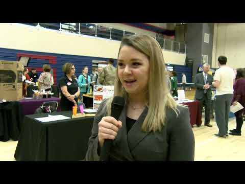 Spring Grove Area High School Business Expo 2019