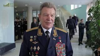 Интервью Николая Антошкина председателя правления Клуба Героев, депутата Государственной думы