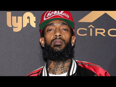 BREAKING NEWS! Nipsey Hussle SHOT 6 TIMES Outside His Clothing Store In LA! Details Inside!