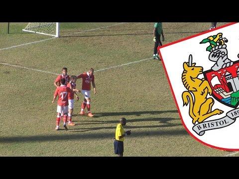 Highlights: Extension Gunners 0-3 Bristol City