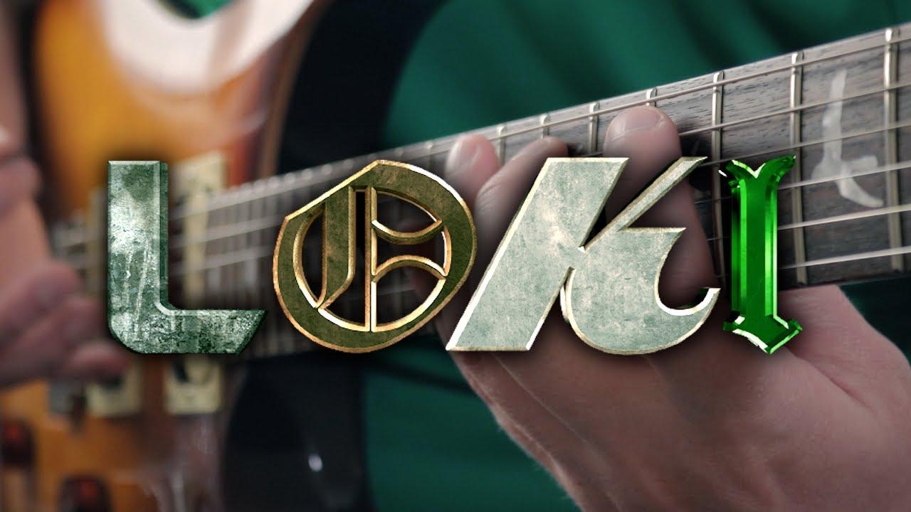 Loki Theme on Guitar