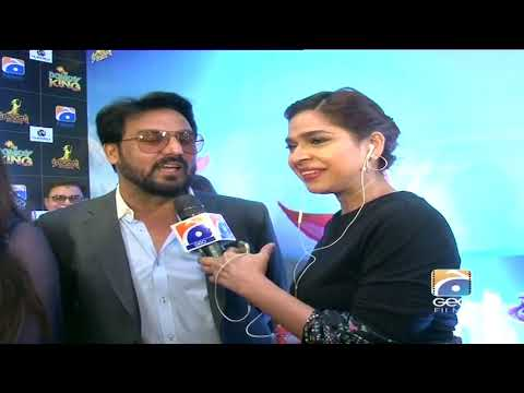 The Donkey King - Red Carpet Premiere - Meeting Afzal Khan as Mangu