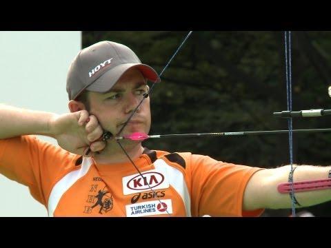Ind. Match #3 - Tokyo - Archery World Cup 2012