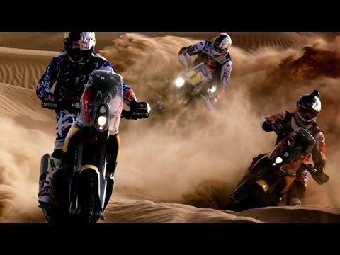 A Fistful of Trophies - Off-road rally racing
