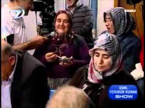 Dr. Feridun Kunak Show 13 Aralık B5 (Sağlıklı Evde Yapabilceğiniz Kolay Peynir Tarifi)