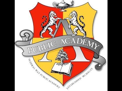 Federal Way Public Academy 2012