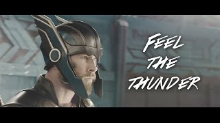[Thor] Feel the thunder
