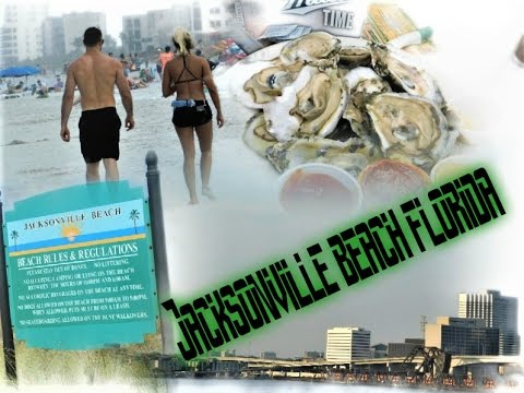 Things to do in Jacksonville Beach, Florida HD
